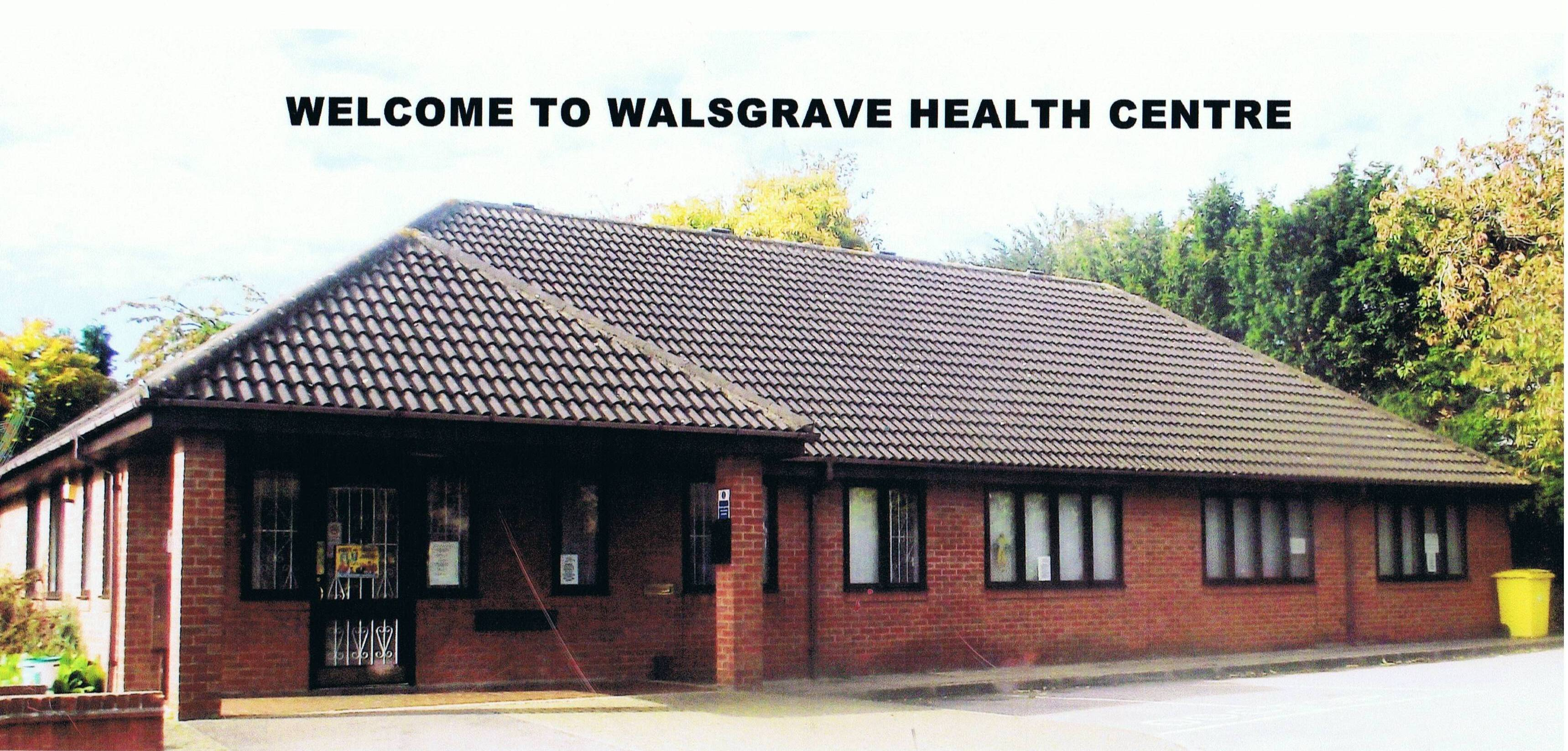 Walsgrave Health Centre